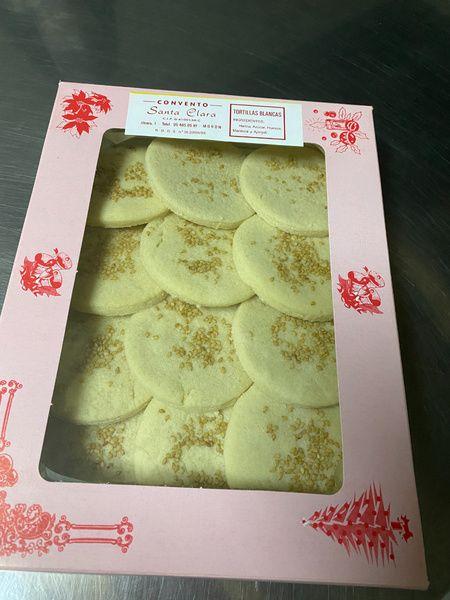 Tortillas blancas